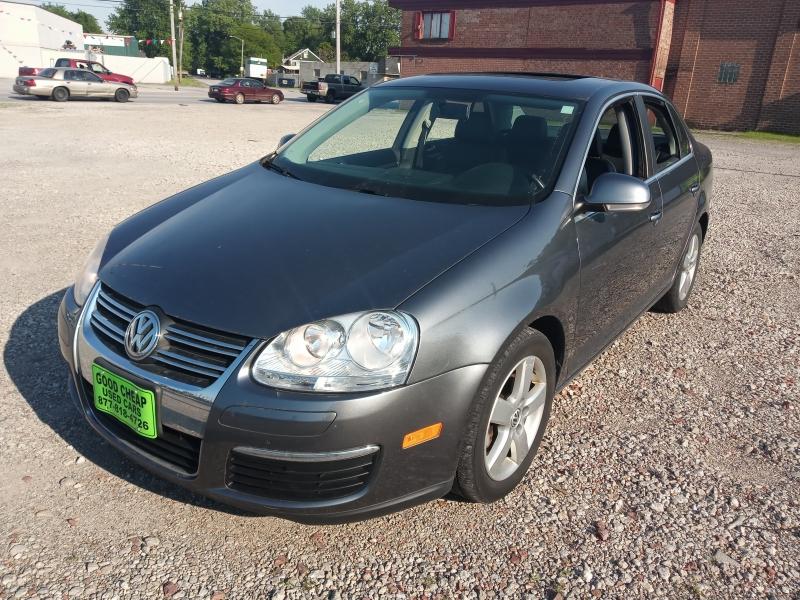 Volkswagen Jetta Sedan 2008 price $4,988