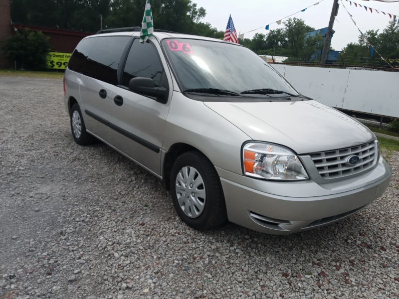 Ford Freestar Wagon 2006 price $2,988