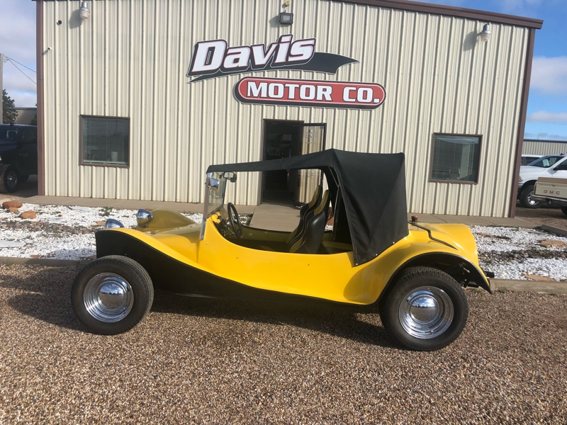1965 Vw Dune Buggy Kit Car Inventory Davis Motor Co Auto Dealership In Lubbock Texas