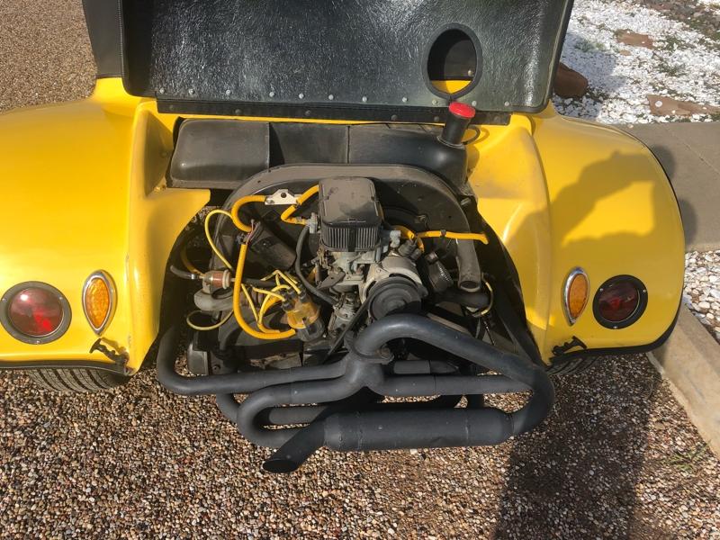 1965 Vw Dune Buggy Kit Car Inventory Davis Motor Co