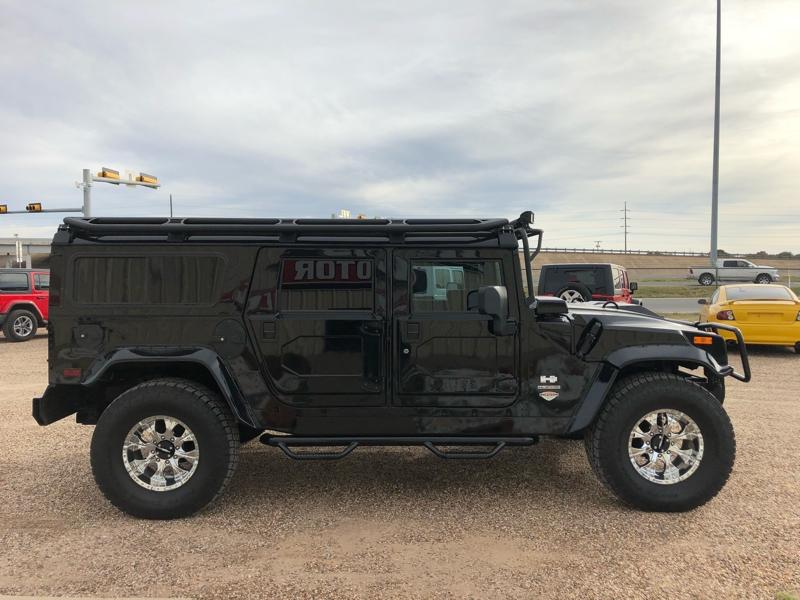 Hummer H1 2006 price $159,500