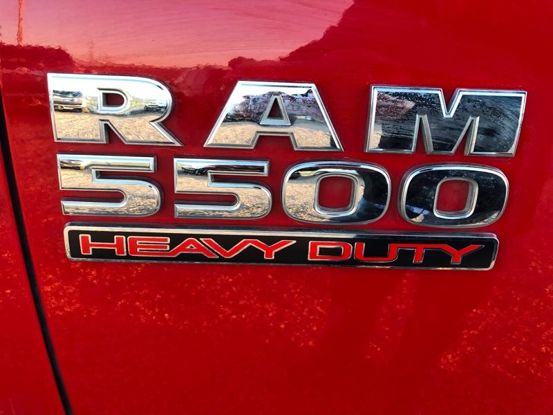 RAM 5500 2015 price $28,500