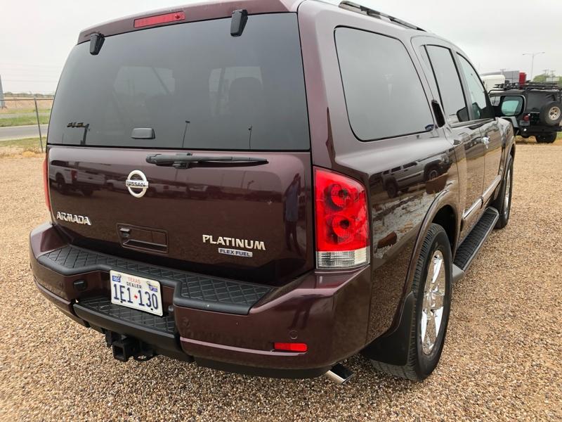 Nissan Armada 2014 price $18,500