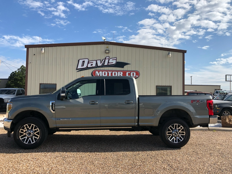 Ford Super Duty F-250 SRW 2019 price $61,900