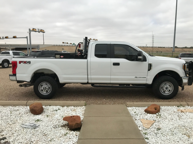 Ford Super Duty F-250 SRW 2017 price $0