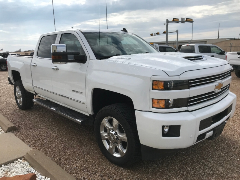 Chevrolet Silverado 2500HD 2017 price