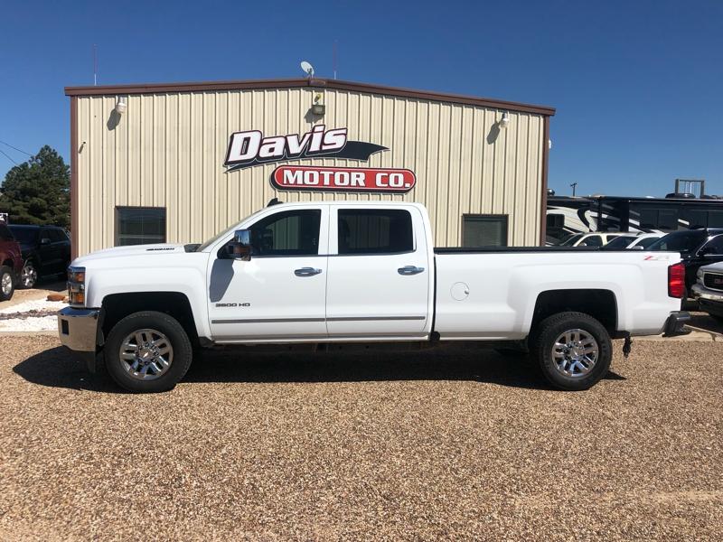 Chevrolet Silverado 3500HD 2017 price $47,500
