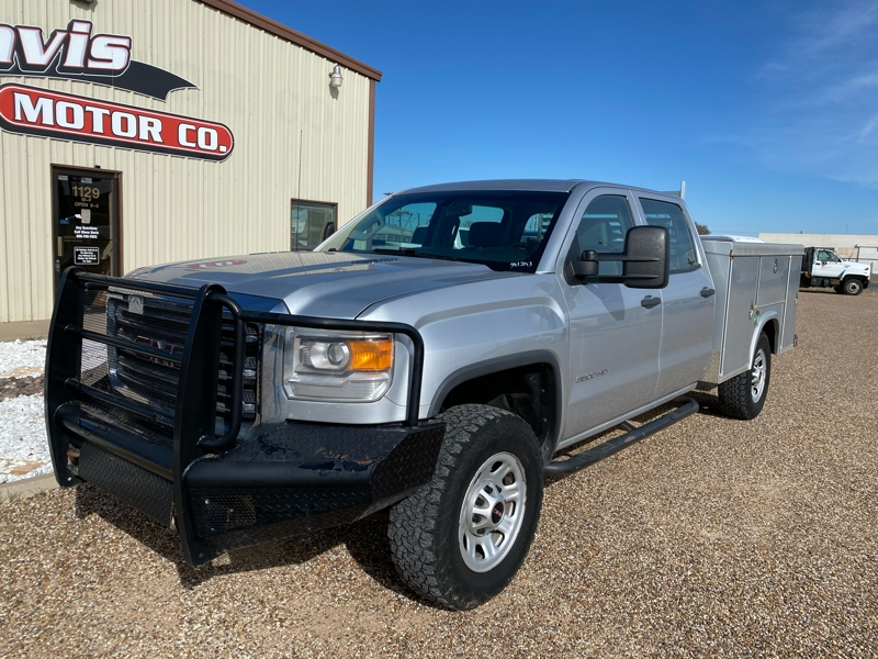 GMC Sierra 3500HD 2015 price