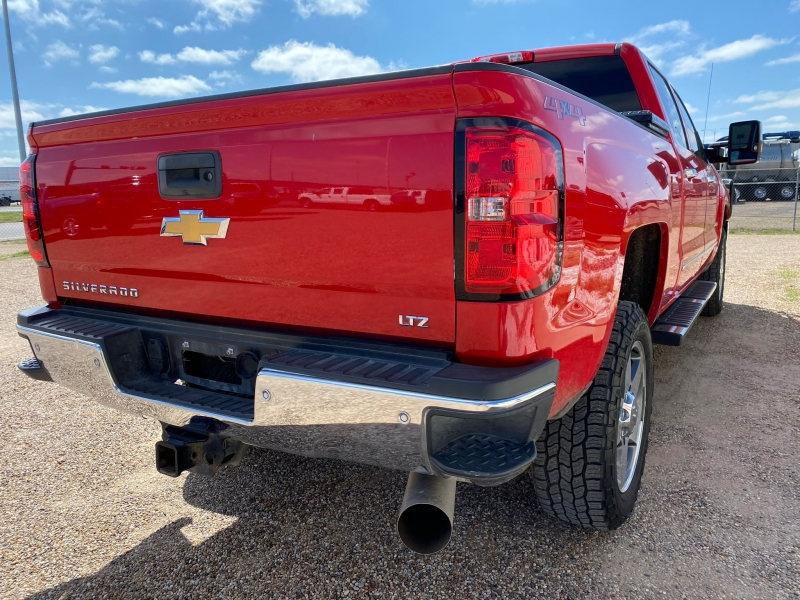 Chevrolet Silverado 2500HD 2018 price $35,500