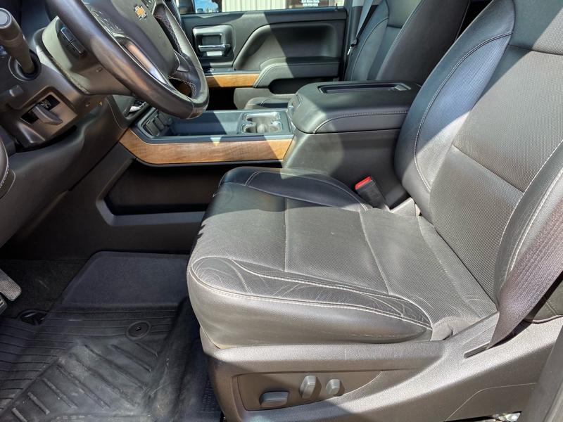 Chevrolet Silverado 2500HD 2018 price $35,500