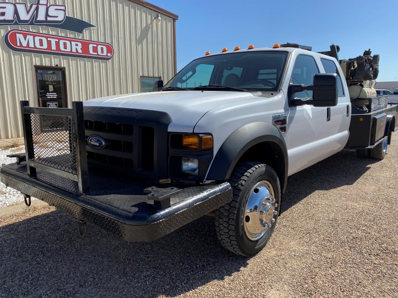 Ford Super Duty F-550 DRW 2008 price $18,500