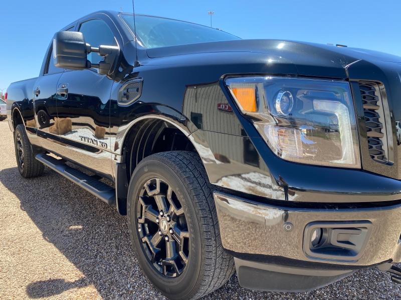 Nissan Titan XD 2018 price $30,750