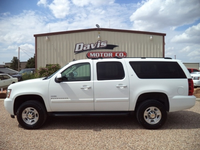 2007 chevrolet suburban 2500 4wd 3 4 ton 6 6 duramax turbo diesel 4x4 lt loaded very nice. Black Bedroom Furniture Sets. Home Design Ideas