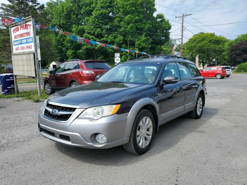 SUBARU OUTBACK 2008 price Call for Pricing.