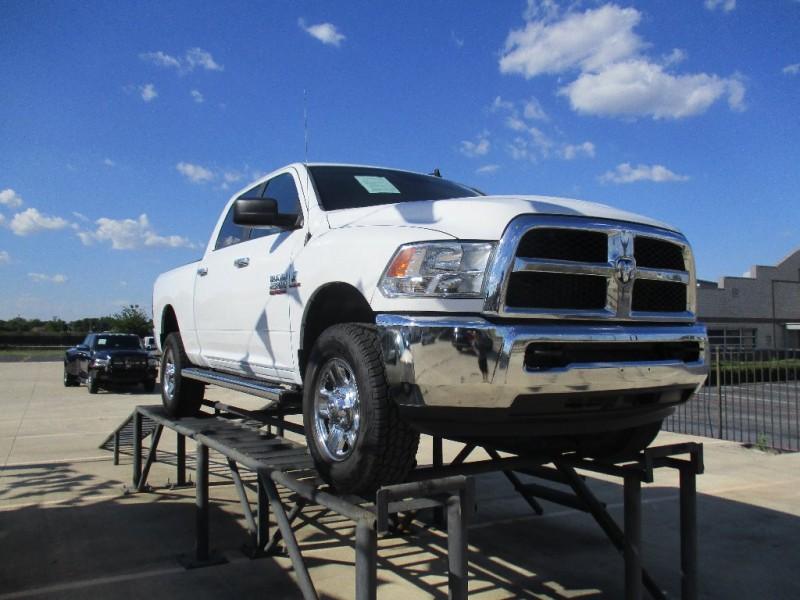 RAM 2500 2016 price