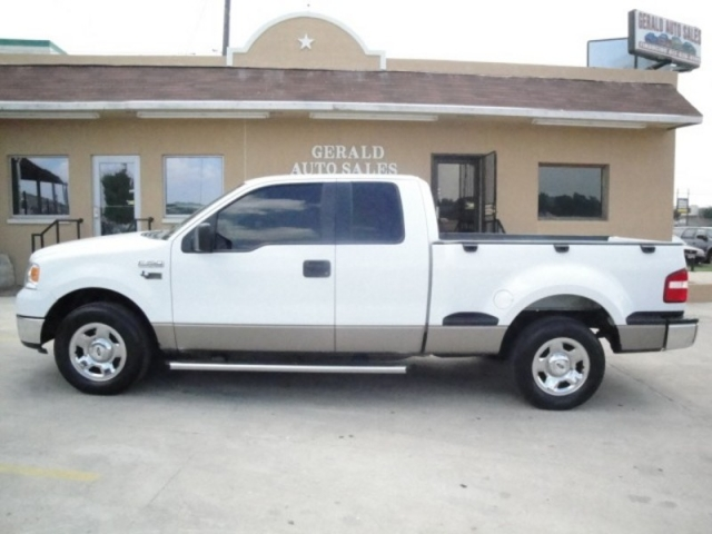 2005 Ford F-150 XLT Texas Edition