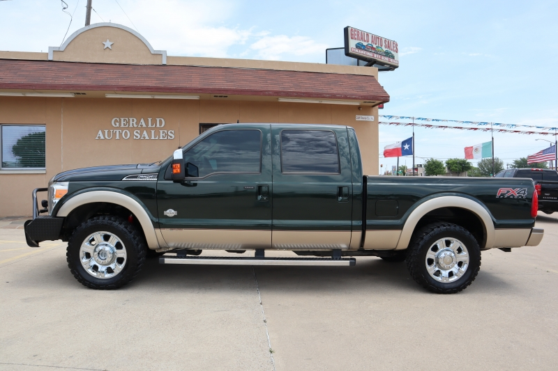Ford Super Duty F-250 SRW 2013 price