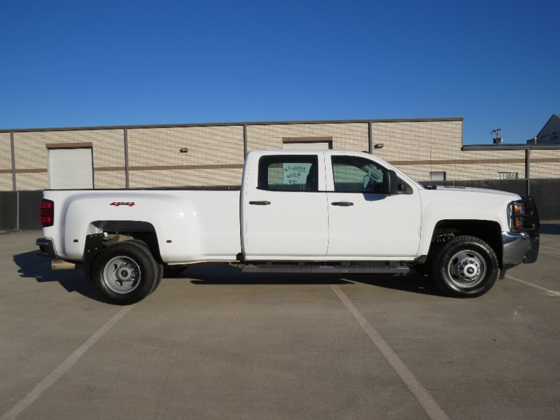 Chevrolet Silverado 3500HD 2016 price
