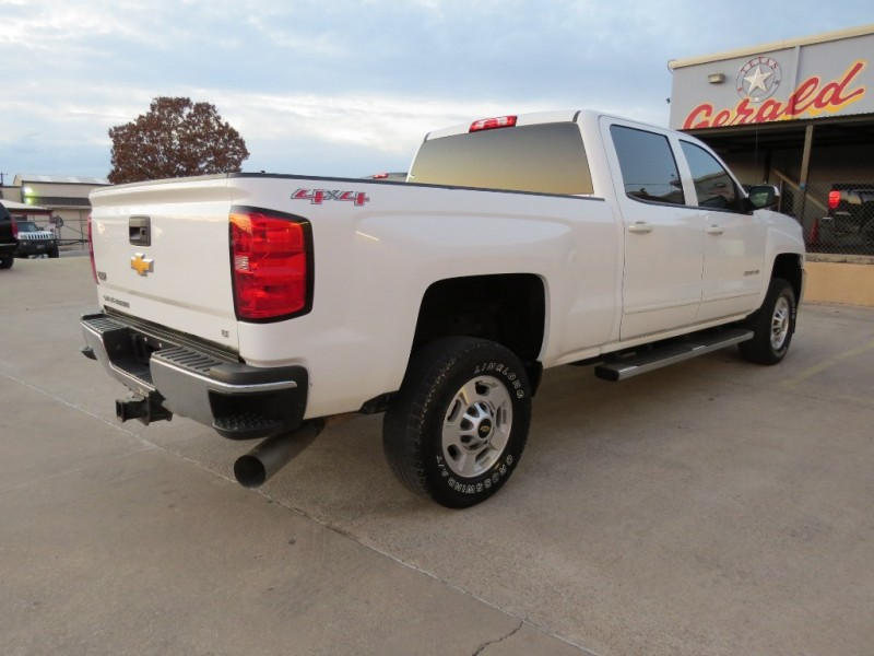 Chevrolet Silverado 2500HD 2015 price