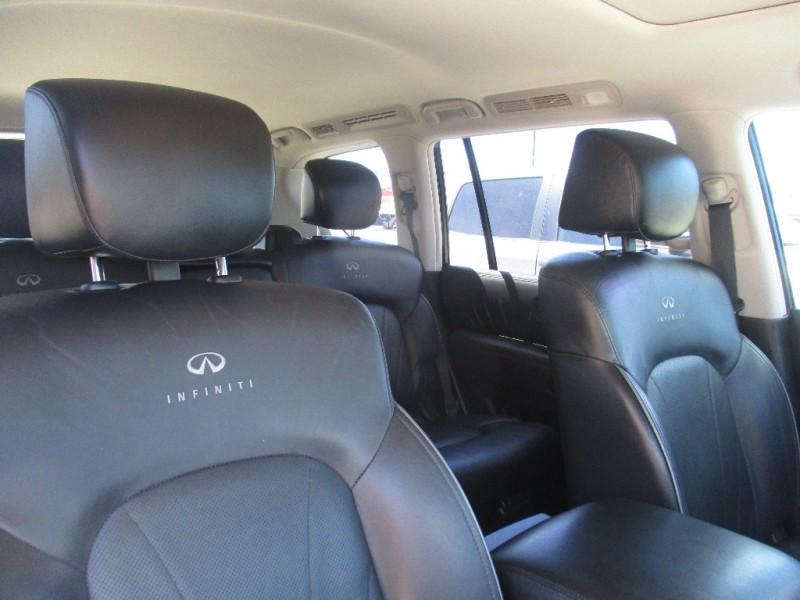 Infiniti QX56 2012 price