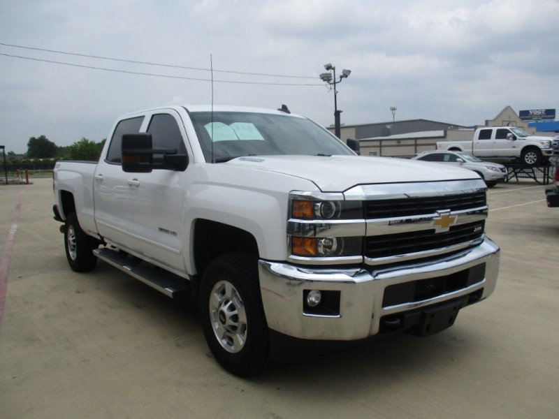 Chevrolet Silverado 2500HD 2016 price