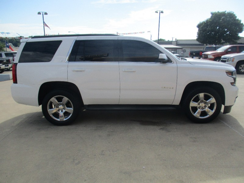 Chevrolet Tahoe 2015 price