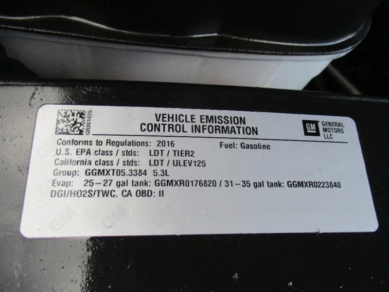GMC Yukon 2016 price