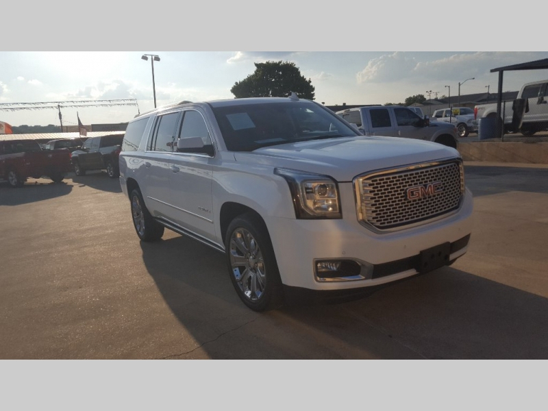 GMC Yukon XL 2015 price