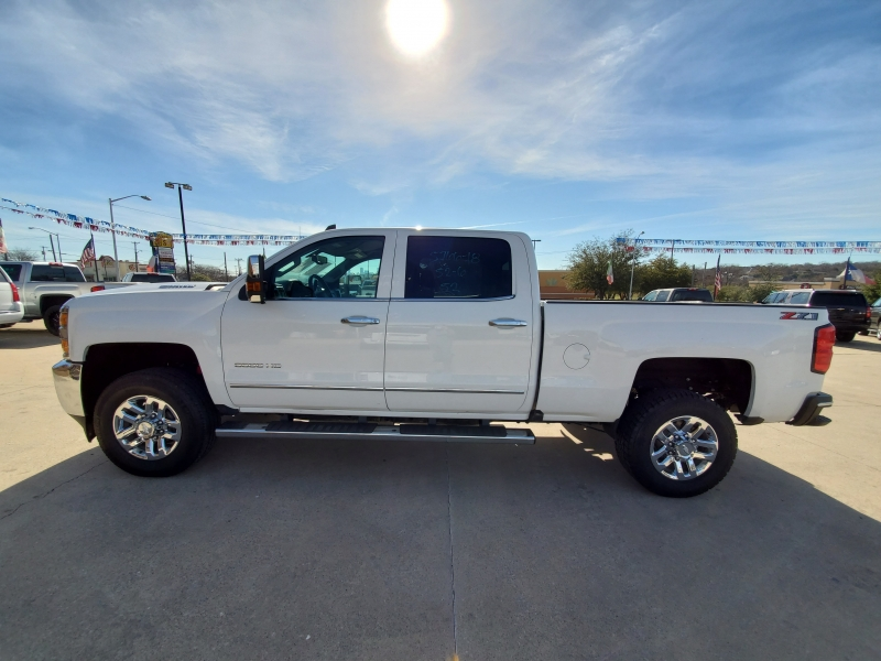 Chevrolet Silverado 3500HD 2018 price $0