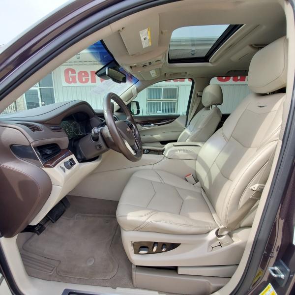 Cadillac Escalade 2015 price $0
