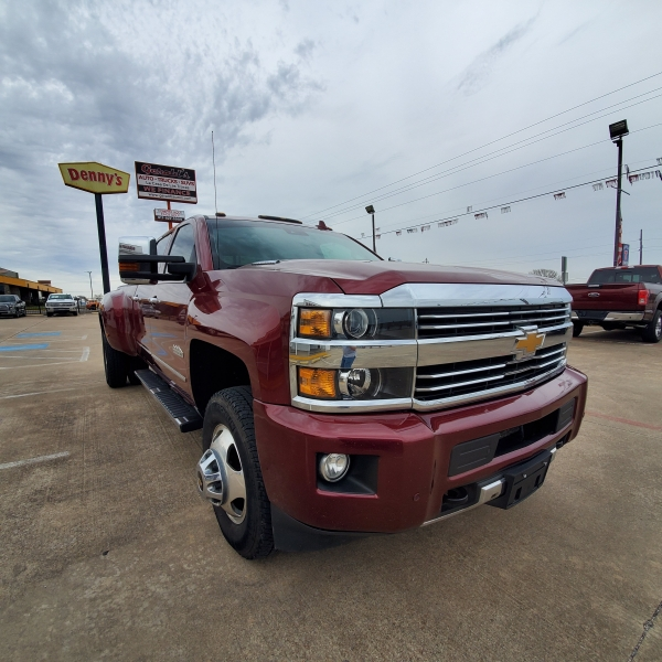 Chevrolet Silverado 3500HD 2015 price