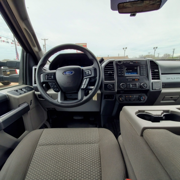 Ford Super Duty F-250 SRW 2018 price $0