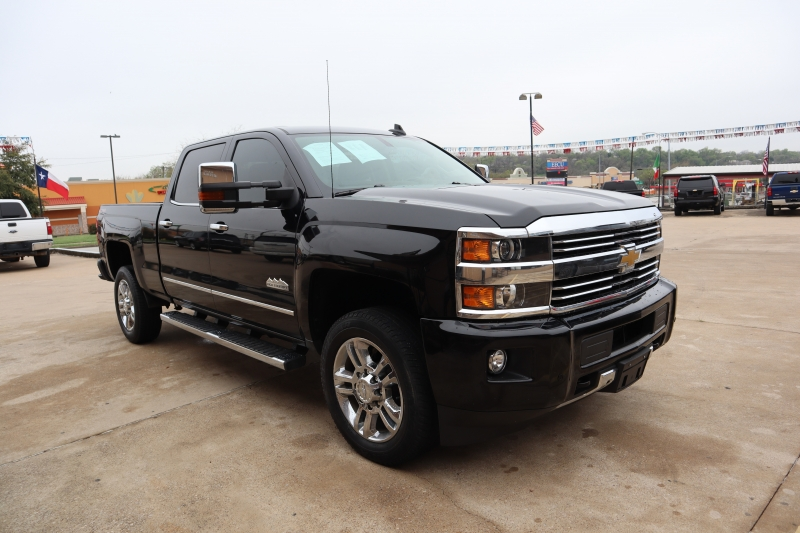 Chevrolet 2500 HD High Country 2015 price