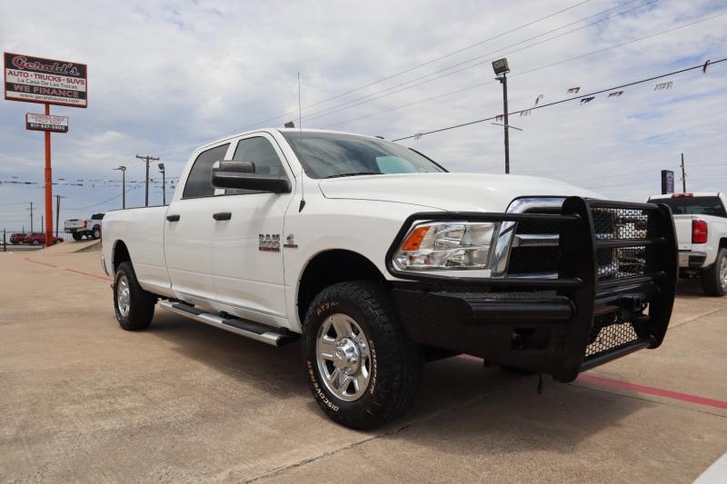 RAM 2500 2017 price