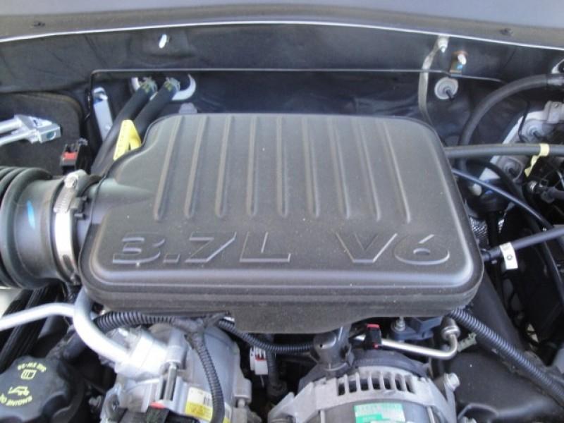 Dodge Nitro 2007 price