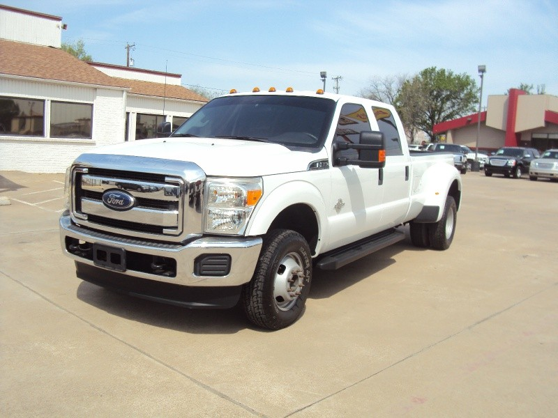 Ford Super Duty F-350 DRW 2013 price