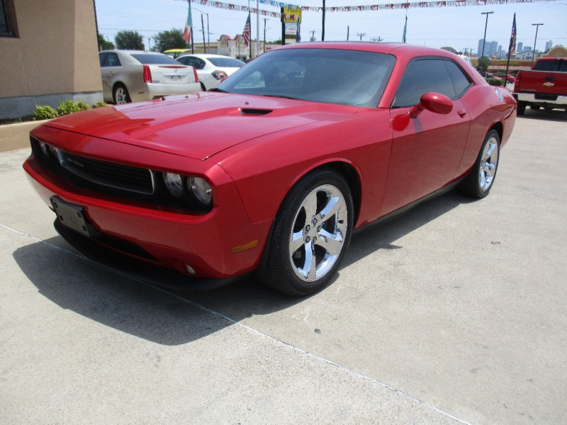 Dodge Challenger 2012 price