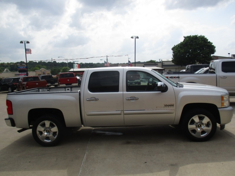 Chevrolet Silverado 1500 Texas Edition 2011 price