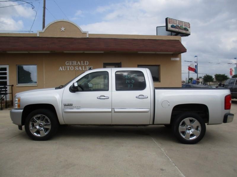 Chevrolet Silverado 1500 Texas Edition 2011 price