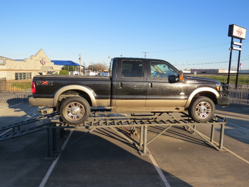 Ford Super Duty F-250 SRW 2011 price
