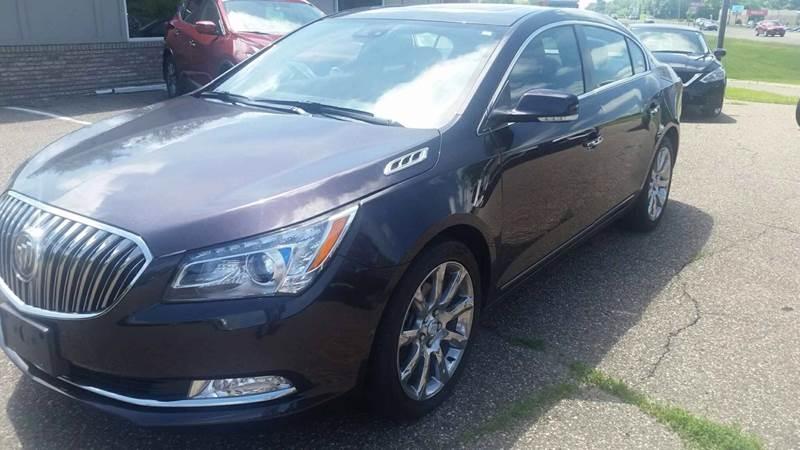Buick LaCrosse 2014 price $12,495
