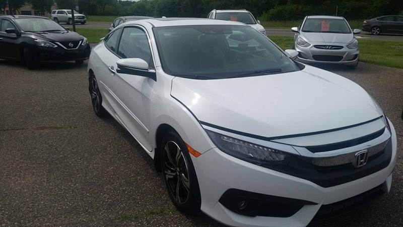 Honda Civic 2016 price $13,995