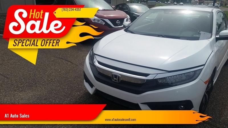 Honda Civic 2016 price $12,995
