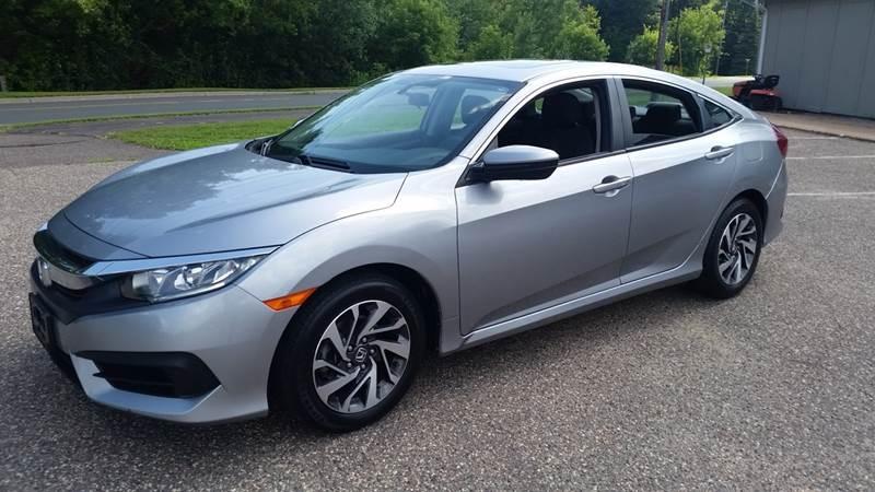 Honda Civic 2016 price $11,495