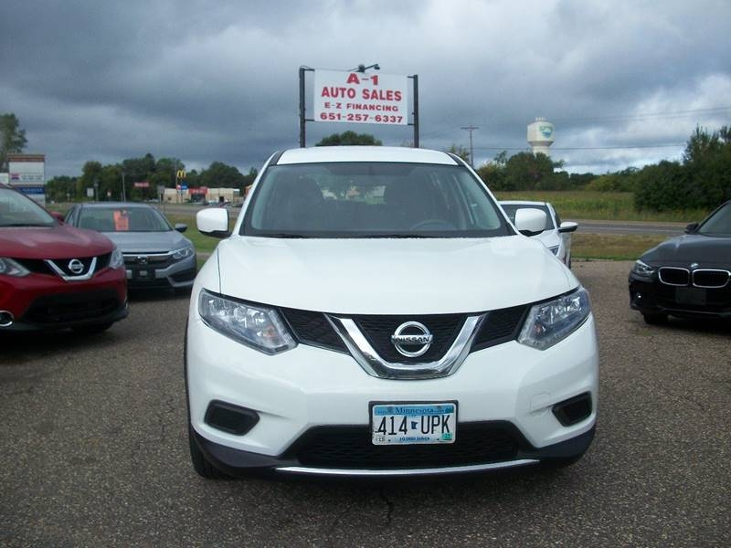 Nissan Rogue 2016 price $10,995
