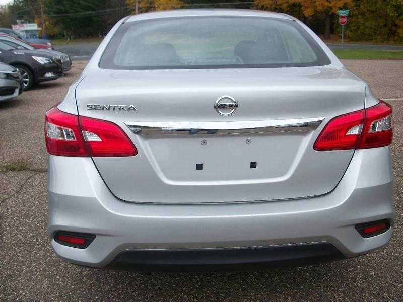 Nissan Sentra 2016 price $6,995