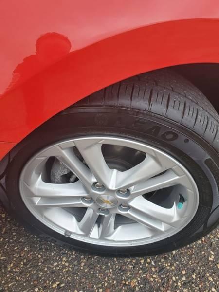 Chevrolet Cruze 2017 price $8,495