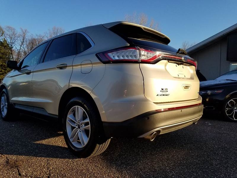 Ford Edge 2018 price $15,995
