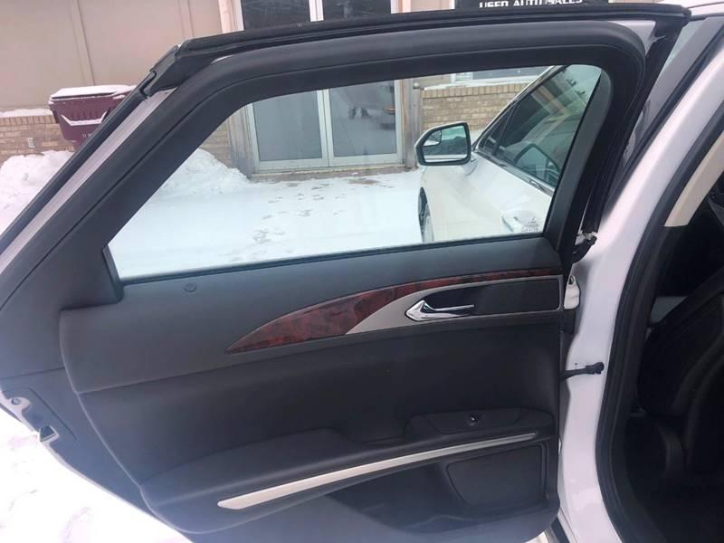 Lincoln MKZ 2013 price $10,495