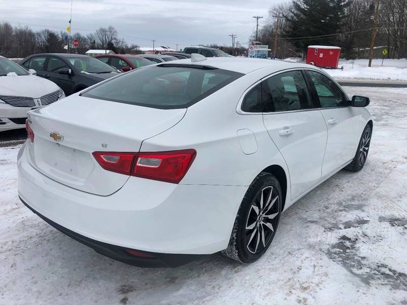 Chevrolet Malibu 2018 price $13,495
